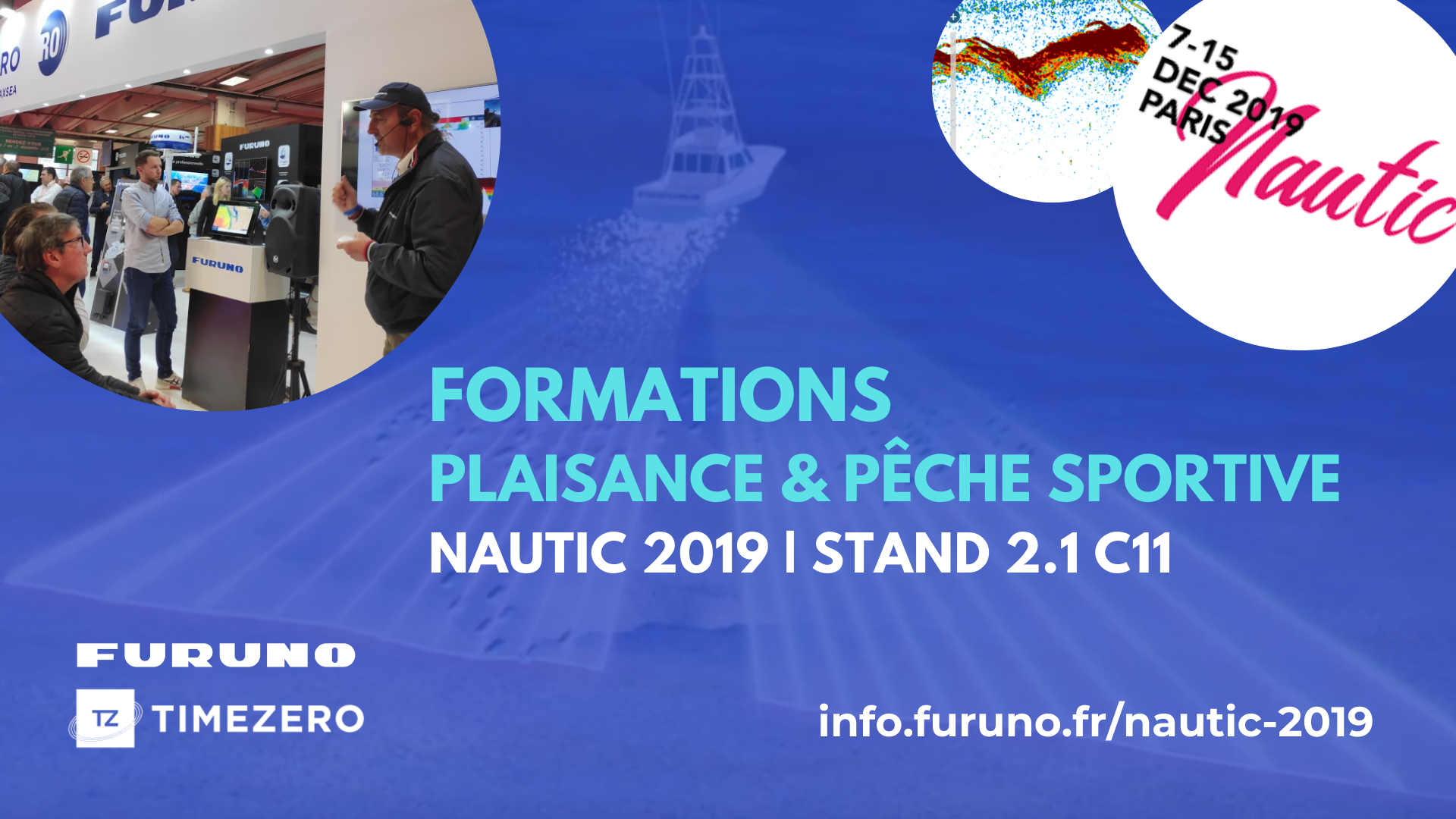 FORMATIONS NAUTIC 2019 - FB EVENT