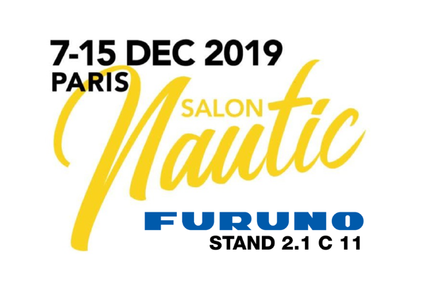 Salon Nautic 2019 - Furuno