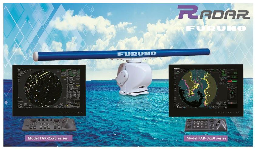 Furuno élargit la série des radars FAR2xx8 et FAR3000