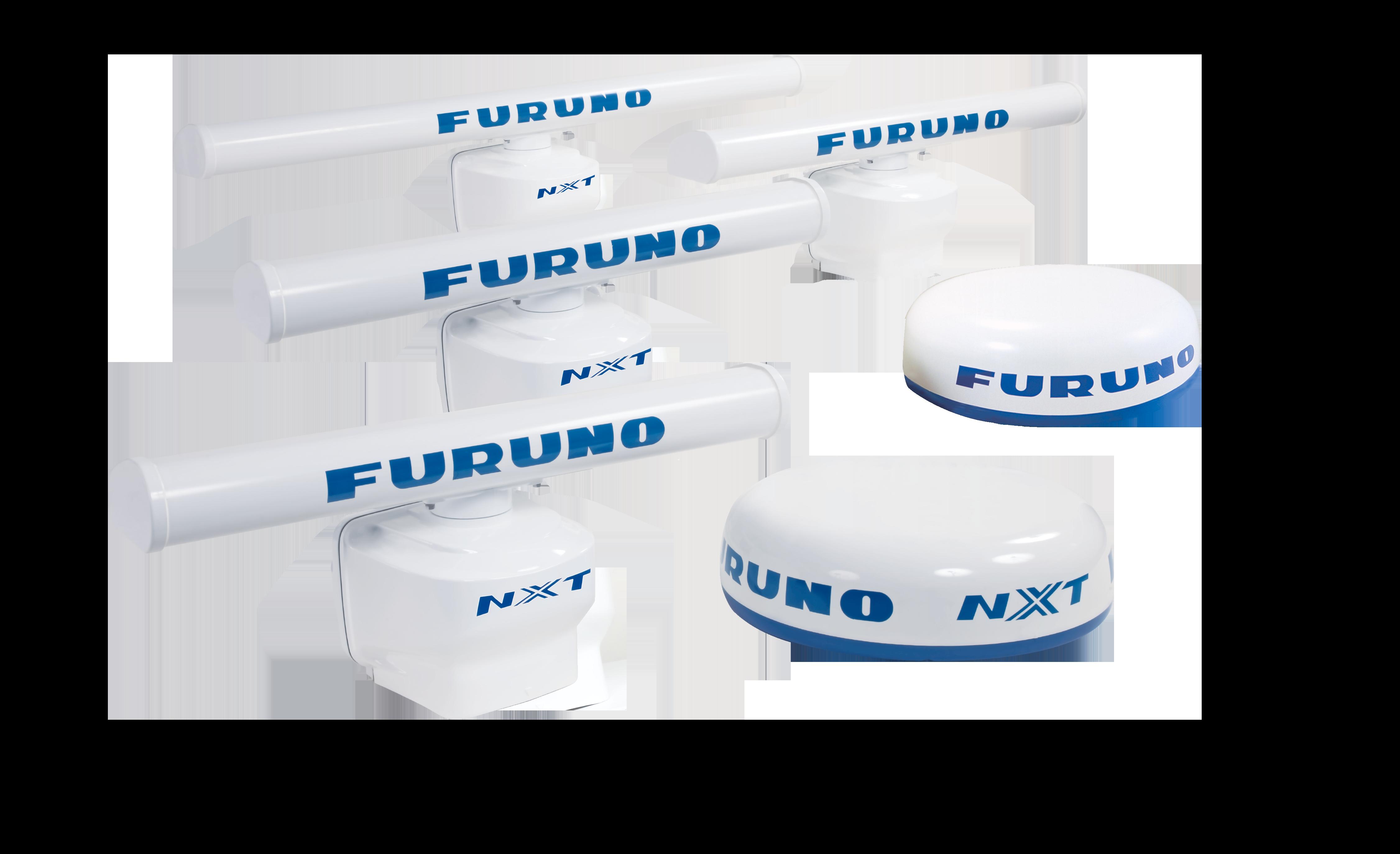 Découvrez les nouveaux radars Furuno de la série NXT