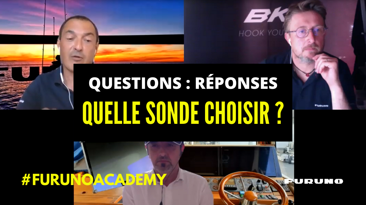 Questions : Réponses - Sondes | Furuno Academy