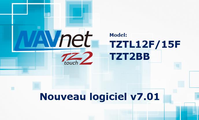 Furuno lance la nouvelle version software 7.01 pour NavNet TZtouch 2